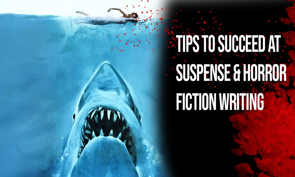 tips for writing suspense